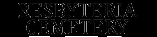 Presbyterian Cemetery Logo